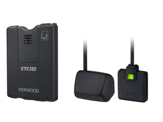 KENWOOD/ケンウッド 【納期未定】ETC-N7000 カーナビ連動型 高度化光ビーコン対応 ETC2.0車載器