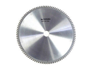 BAKUMA/バクマ工業 チップソー トメ切スライド丸のこ用 260×2.8×100P