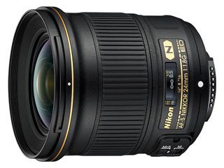 Nikon/ニコン AF-S NIKKOR 24mm f/1.8G ED 大口径広角レンズ