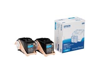 EPSON/エプソン LPC3T18CPV LP-S7100用 環境推進トナー/シアン/Mサイズ×2個 納期にお時間がかかる場合があります
