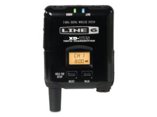LINE6/ラインシックス V75-BP 14チャンネル・ボディパック型トランスミッター (XD-V75用)