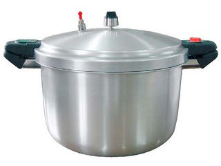 業務用 アルミ 圧力鍋 SHP-22 22L