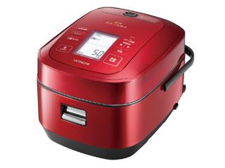 HITACHI/日立 ●RZ-AW3000M(R) 圧力スチームIH 炊飯器 5.5合【ふっくら御膳】メタリックレッド