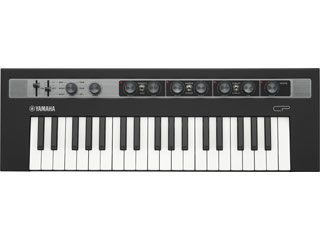 YAMAHA/ヤマハ reface CP モバイルミニキーボード エレクトリックピアノサウンドのSCM音源搭載