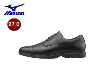 mizuno/ミズノ B1GC1629-09 メンズビジネスシューズ LD40 STα 【27.0】 (ブラック)