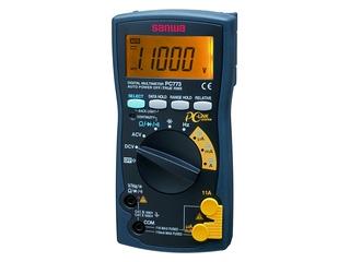 sanwa/三和電気計器 PC773 デジタルマルチメータ/データ処理(パソコン接続)