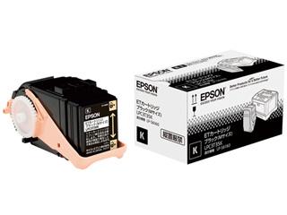 EPSON/エプソン LP-S6160用 トナーカートリッジ/ブラック/Mサイズ(印刷可能ページ:約4100ページ) LPC3T35K
