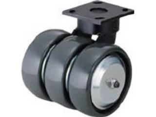 SUGATSUNE/スガツネ工業 LAMP ダーコ3輪タイプキャスター(200-025-057) SUG-31-KP3408-PSE