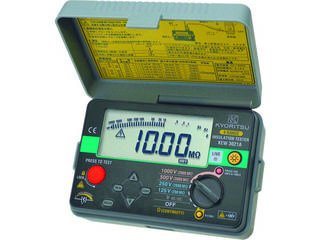 KYORITSU/共立電気計器 3021A デジタル絶縁抵抗計 KEW3021A