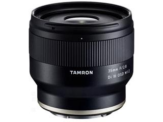 TAMRON/タムロン 35mm F/2.8 Di III OSD M1:2 (Model F053) 広角単焦点レンズ ソニーEマウント用