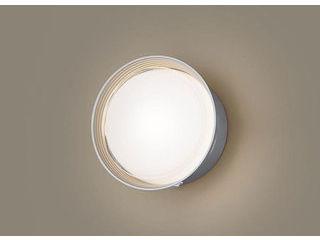Panasonic/パナソニック LGWC80311LE1 LEDポーチライト シルバーメタリック【電球色】【明るさセンサ付】【壁直付型】