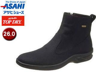 ASAHI/アサヒシューズ AF38359- TDY38-35 革靴 紳士 【26.0・4E】 (ブラックPB)