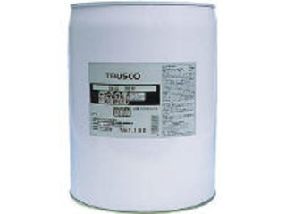 【組立・輸送等の都合で納期に1週間以上かかります】 TRUSCO/トラスコ中山 【代引不可】αホワイトオイル 18L ECO-WO-C18