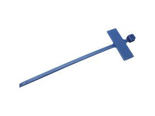 Panduit/パンドウイットコーポレーション 旗型タイプナイロン結束バンド 青 (1000本入) PLM1M-M6