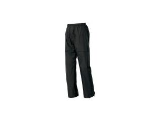 AITOZ/アイトス ディアプレックス レインパンツ ブラック Lサイズ 56302-010-L