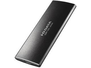 I・O DATA アイ・オー・データ USB 3.2 Gen 2対応 ポータブルSSD 2TB 高速モデル SSPF-USC2T