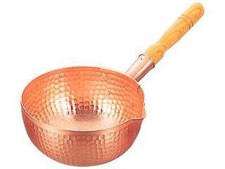MARUSHIN/丸新銅器 銅 片手 ボーズ鍋 30cm