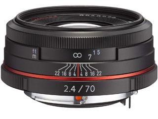 超お得なセットも有ります! PENTAX/ペンタックス HD PENTAX-DA 70mmF2.4 Limited(ブラック) 望遠レンズ pentaxlenscb2018