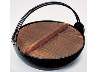 アルミ電磁用いろり鍋30cm