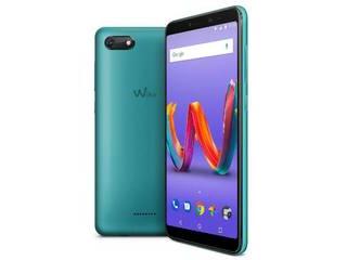 WIKO ウィコ 5.45型SIMフリースマートフォン W-V600 Tommy 3 Plus Bleen メモリ/ストレージ:2GB/16GB micro SIM ×2 DSDS対応 ドコモ/au/ソフトバンクSIM対応 納期目安:1週間前後