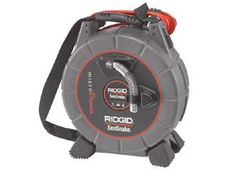 Ridge Tool/リッジツール 【代引不可】RIDGID/リジッド マイクロドレインD65Sリール 22M シースネイク用 37468