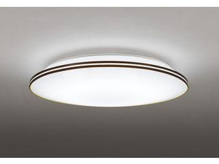 ODELIC/オーデリック OL251216BC1 LEDシーリングライト エボニーブラウンモール【~6畳】【Bluetooth 調光・調色】リモコン別売