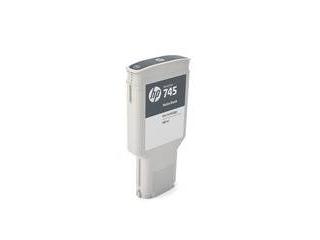 HP(Inc.) HP745インクカートリッジ マッドブラック 300ml