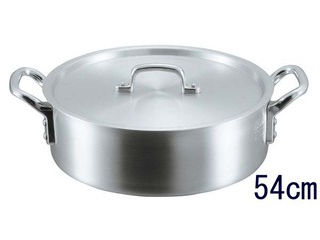 EBM EBM アルミ S型 外輪鍋 54