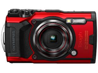 【お得なセットもあります!】 OLYMPUS/オリンパス Tough TG-6(レッド) コンパクトデジタルカメラ