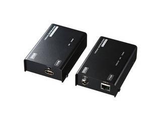 サンワサプライ HDMIエクステンダー(セットモデル) VGA-EXHDLT