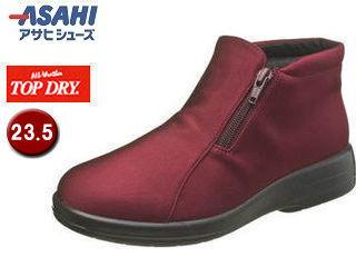 ASAHI/アサヒシューズ AF39125 TDY39-12【23.5cm・3E】 (ワインPB)