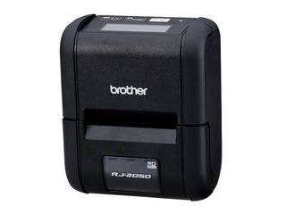brother ブラザー 2インチ幅感熱モバイルプリンター USB/Wi-Fi/Bluetooth(MFi) RJ-2050