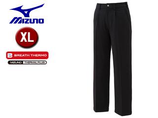mizuno/ミズノ A2JF6501-09 ブレスサーモ ノンストレスパンツ メンズ 【XL】 (ブラック)