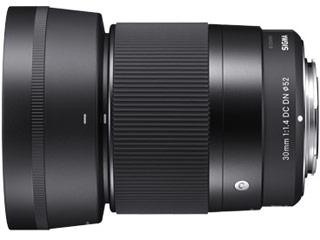 <title>本格的な大口径レンズの楽しさを手軽なミラーレスシステムで SIGMA シグマ 正規認証品!新規格 30mm F1.4 DC DN Contemporary Lマウント</title>