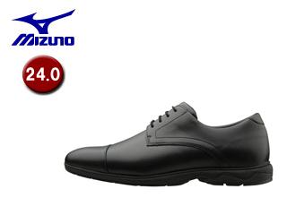 mizuno/ミズノ B1GC1621-09 LD40 ST2 ウォーキングシューズ メンズ 【24.0】 (ブラック)