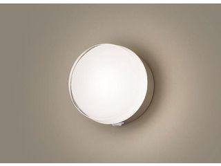 Panasonic/パナソニック LGWC80315LE1 LEDポーチライト プラチナメタリック【電球色】【明るさセンサ付】【壁直付型】
