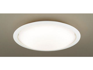 Panasonic/パナソニック LGBZ1420 LEDシーリングライト ホワイト【調光調色】【~8畳】【天井直付型】