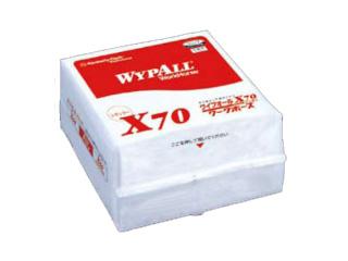 Crecia 日本製紙クレシア 超安い 使い勝手の良い ワイプオールX70 60570 4つ折り