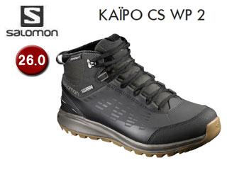 SALOMON/サロモン L39183000 KAIPO CS WP 2 ウィンターシューズ メンズ 【26.0】