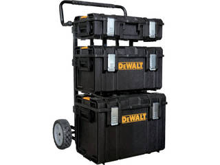 DEWALT/デウォルト 【代引不可】システム収納BOX タフシステム セット 1-70-300
