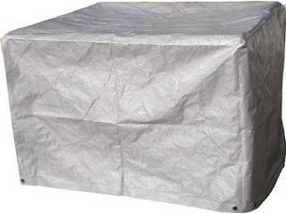 TRUSCO/トラスコ中山 スーパー遮熱パレットカバー1100X1100XH1300 TPSS-11A