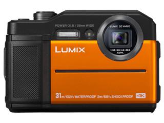 Panasonic/パナソニック DC-FT7-D(オレンジ) LUMIX/ルミックス デジタルカメラ