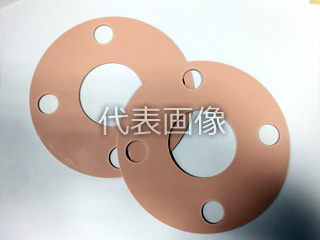VALQUA/日本バルカー工業 フッ素樹脂バルカロンガスケット 7020-3t-FF-10K-150A(1枚)
