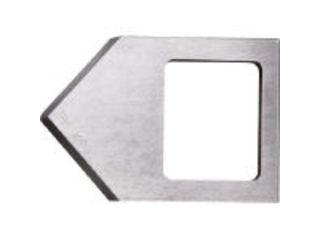 KOYAMA/小山刃物製作所 モクバ印 アングルカッター用上刃 D62-1