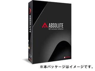 【安心の国内正規品♪】 Steinberg/スタインバーグ ABSOLUTE 2 インストゥルメントライブラリ 【ABSOLUTE】 【国内正規品】