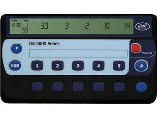 LINE/ライン精機 電子数取器 10連式 DK-5010B