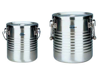 THERMOS/サーモス 18-8真空断熱容器(シャトルドラム) 吊付/JIK-S10