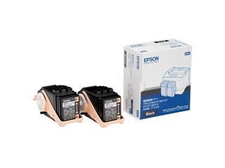 EPSON/エプソン LPC3T18KPV LP-S7100用 環境推進トナー/ブラック/Mサイズ×2個 納期にお時間がかかる場合があります
