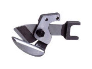 muromoto/室本鉄工 ナイル プレートシャー用替刃曲線切りタイプ E300S