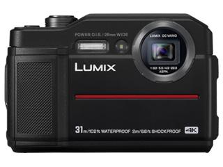 Panasonic/パナソニック DC-FT7-K(ブラック) LUMIX/ルミックス デジタルカメラ